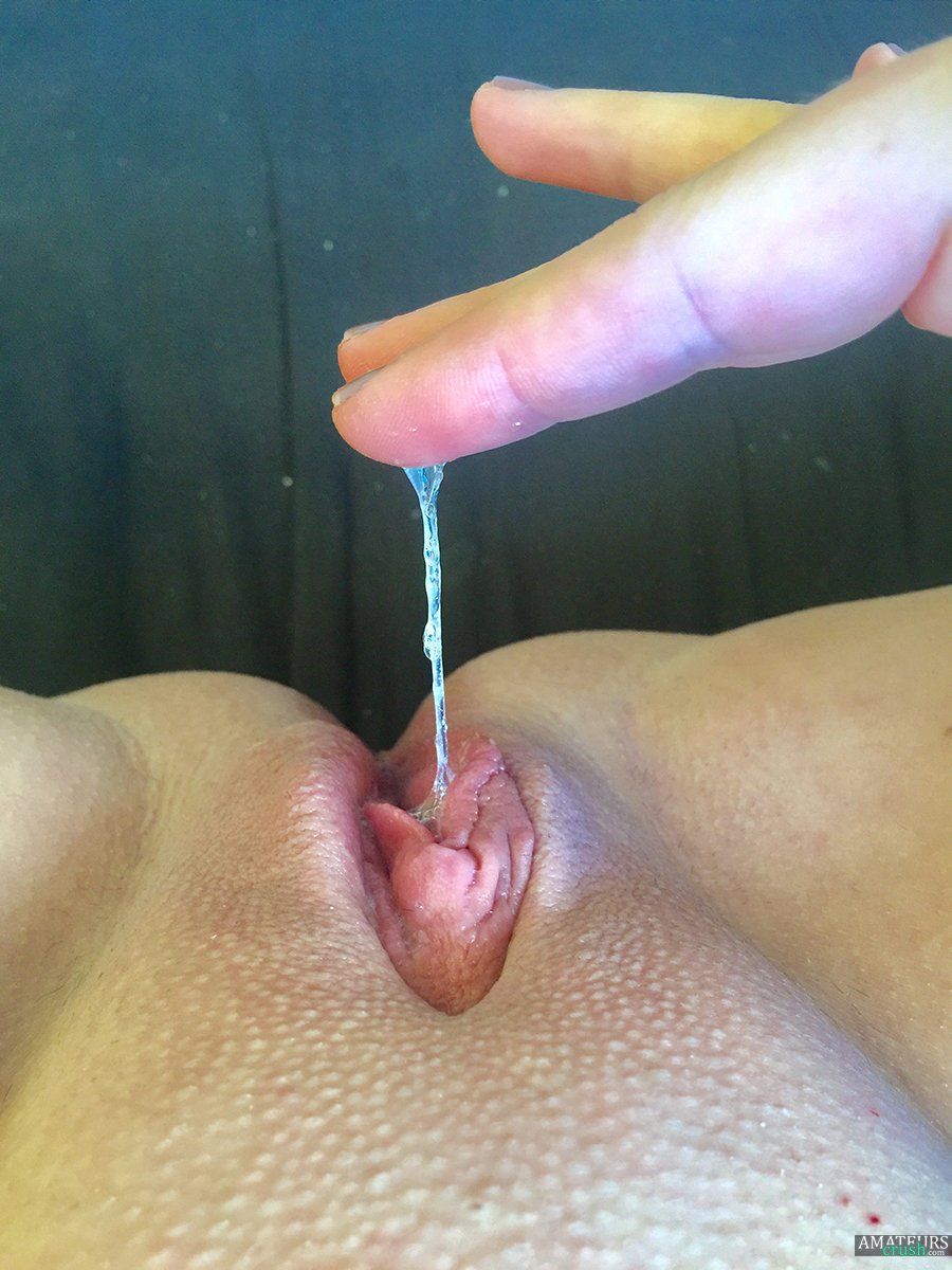 wet sticky pussies