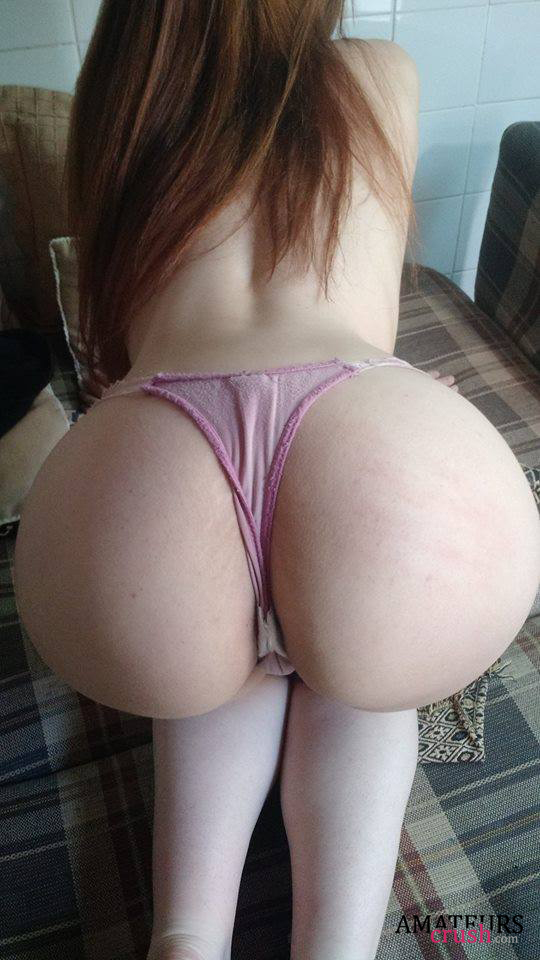 Big ass bent over