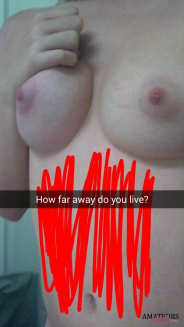 snap how far do you live with big tits