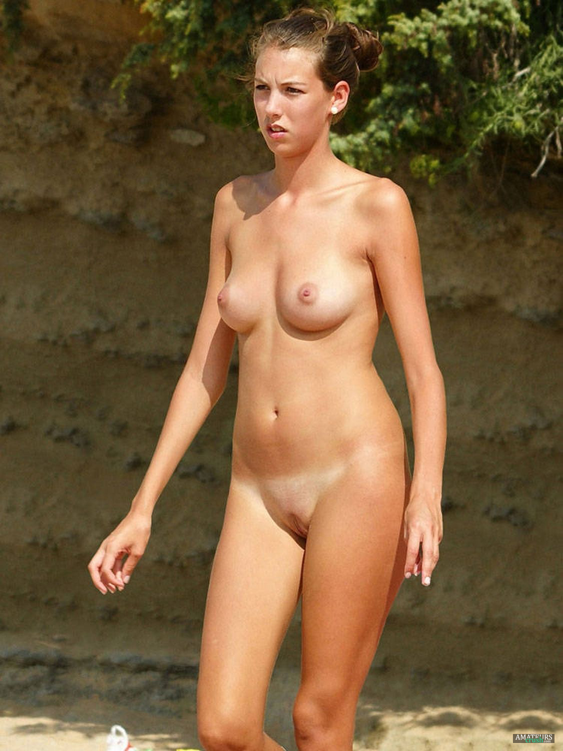 nude beach pic - 38 amazing beach nudes - amateurscrush