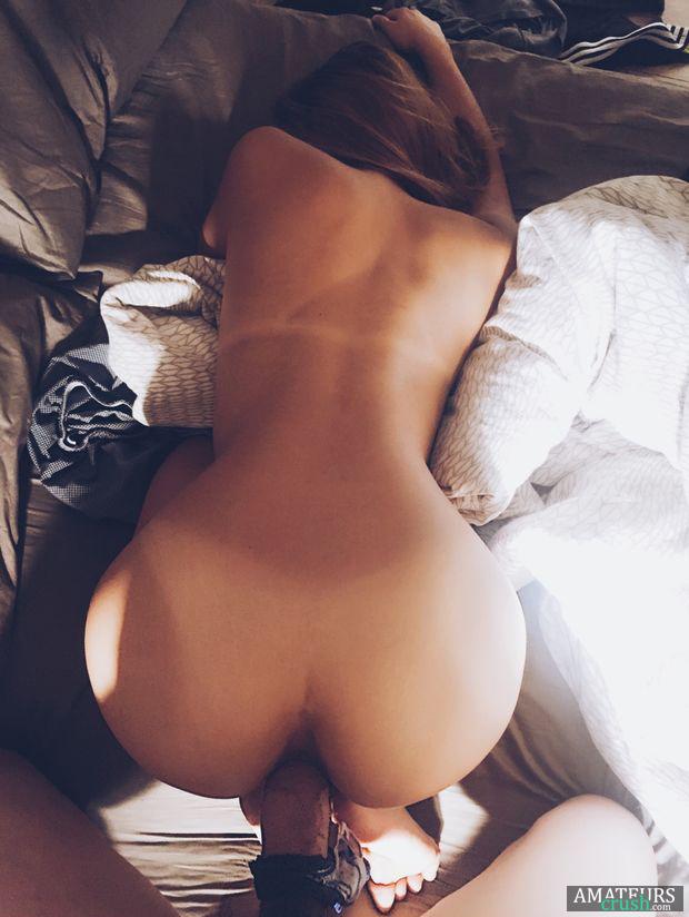 big pussy panties ass