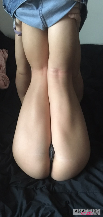 Beautiful amateur struggles with a big dick 9