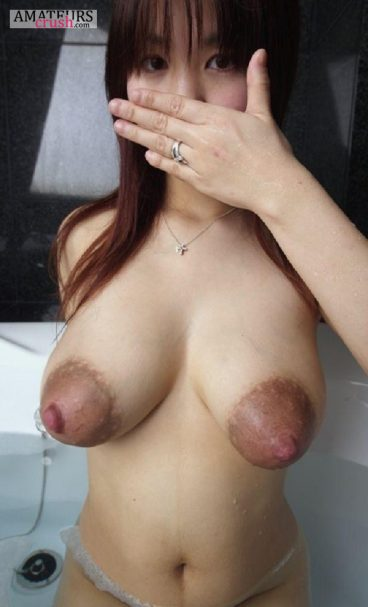 Big nipple asian