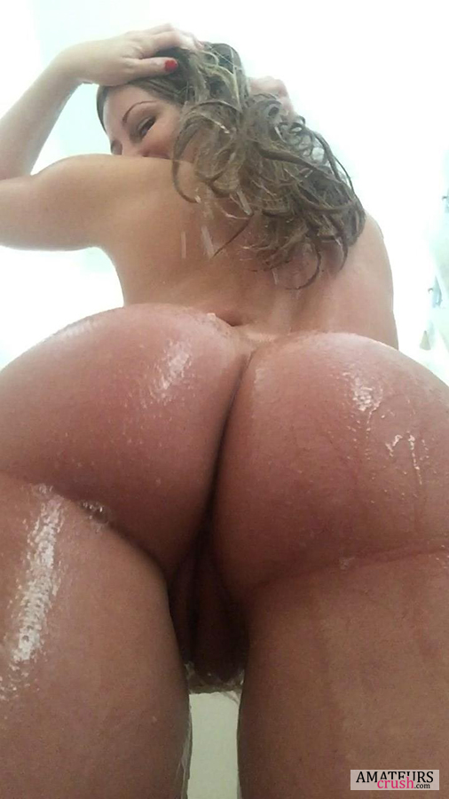 rear pussy - 30 beautiful pussy from behind! - amateurscrush