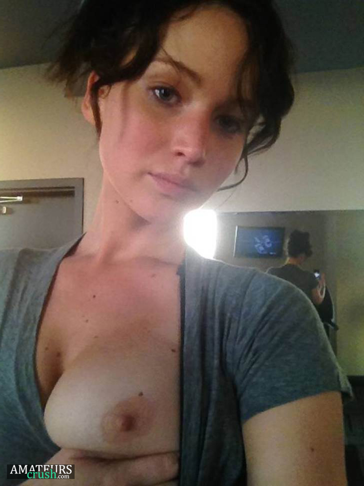 Jennifer Lawrence Cum Shot
