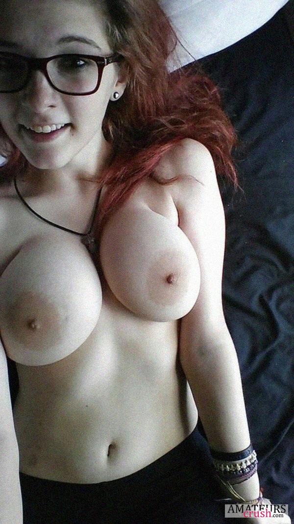 Big tit college girls