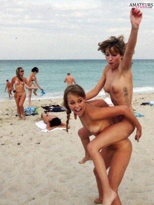 Teen having fun pics