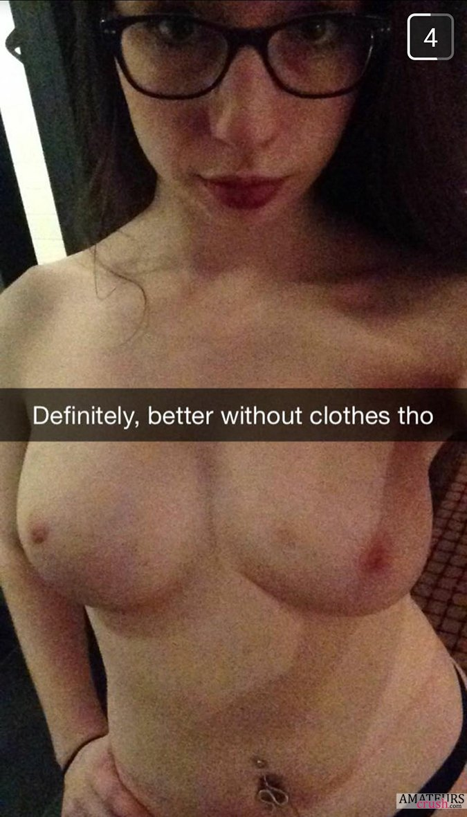 Nude snapchat captions