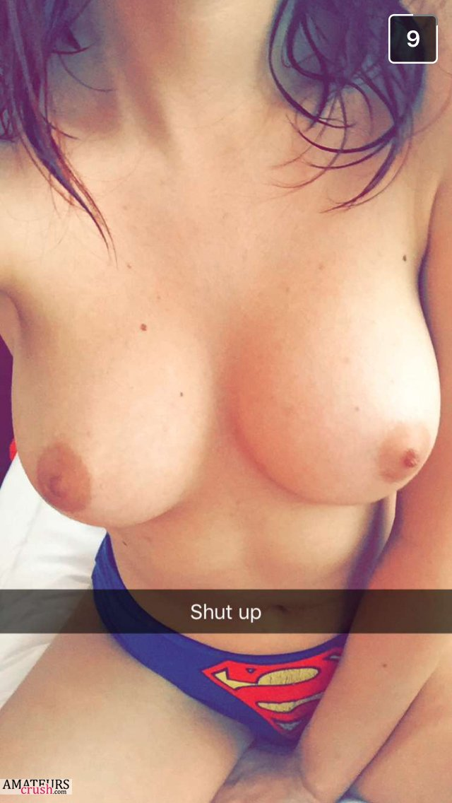 Snapchat of nude girls