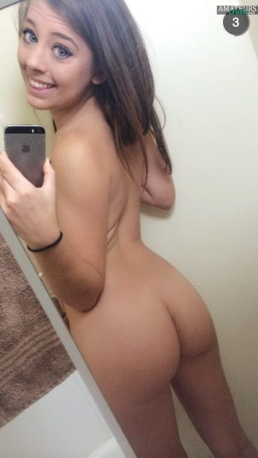 Teen tight ass in naked snapchat pics