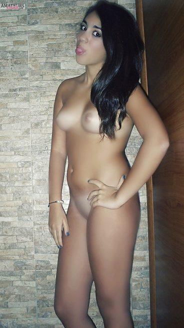 Slutty ex girlfriend naked pic