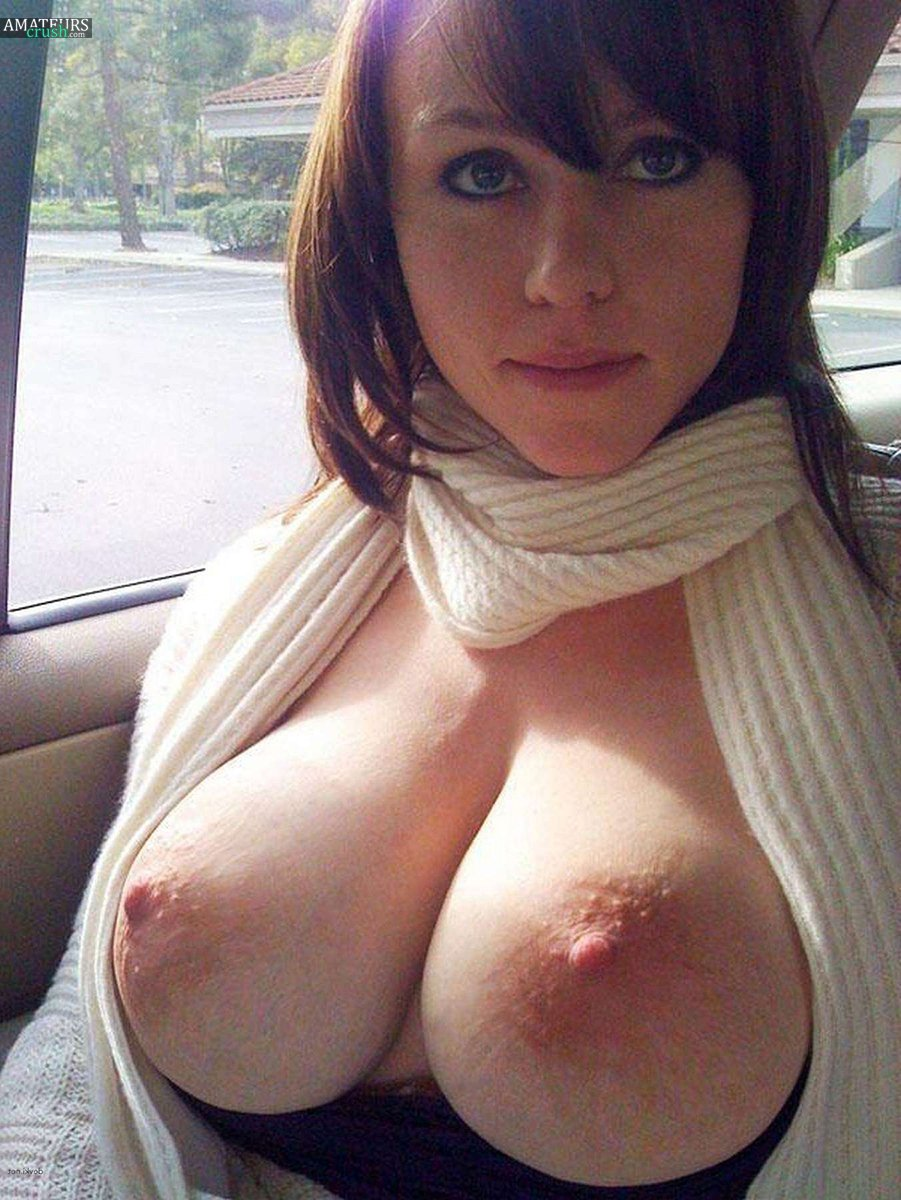 Perfect Huge Natural Tits