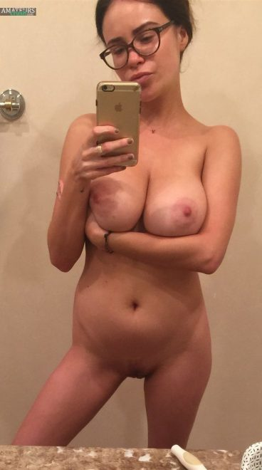 Nicolle Radzivil nudes leaked selfie from the fappening