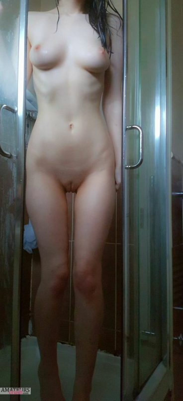 Wet naked showering tumblr babes