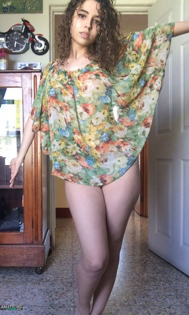 Hot Guatemala ex girlfriend nudes leaked Abigail Del V. Latina