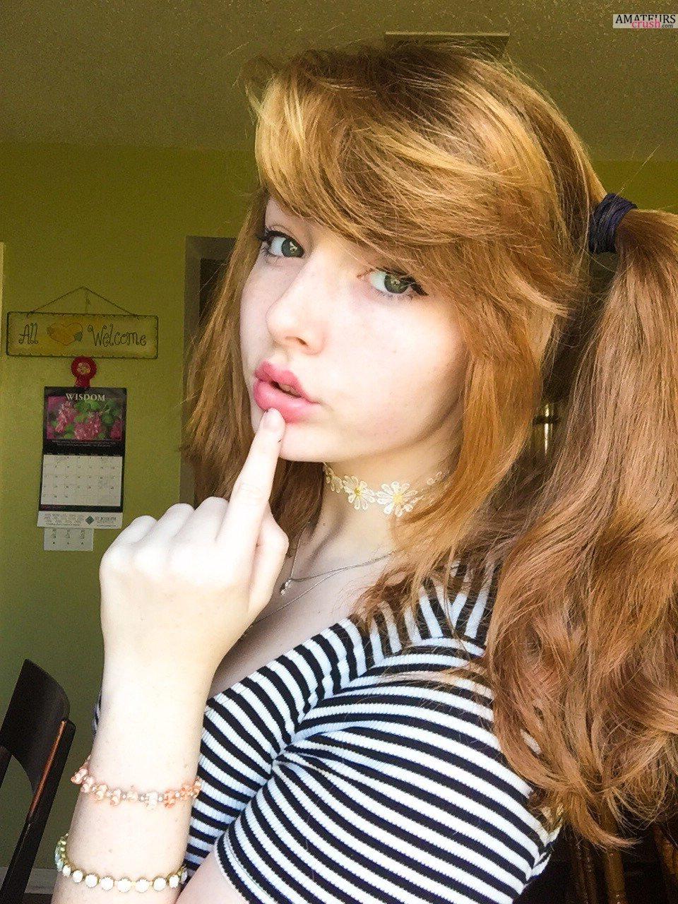 nude redheads tumblr