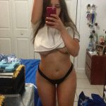 Amazing homemade thick booty amateur porn selfie Helena