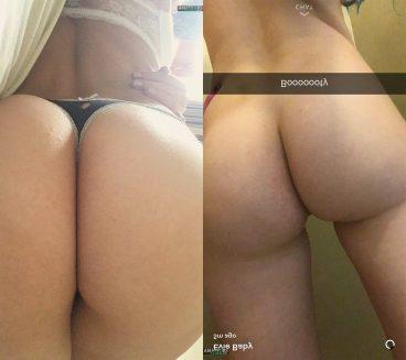 Naked snapchat big ass EvieBaby gallery