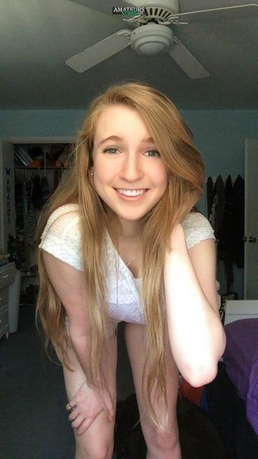 Cute sexy redhead teen nude pics Amanda gallery