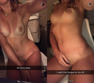 Very hot snapleaks sexting nudes