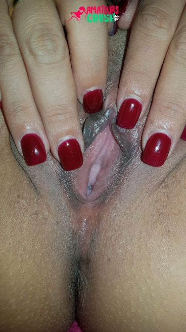 Leaked tight amateur private porn pussy sticky wet pic