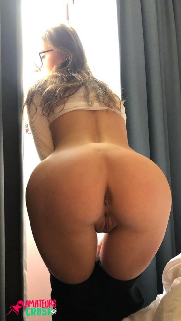 My favorite real big petite MILF nude butt pussy bent girl
