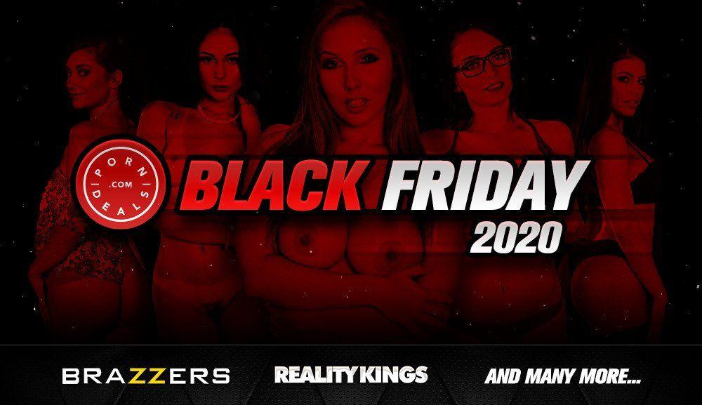 Black Friday Porn Discounts 2020